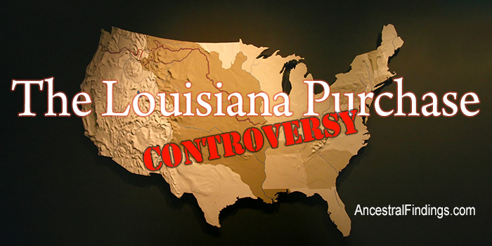 louisiana purchase thesis statement