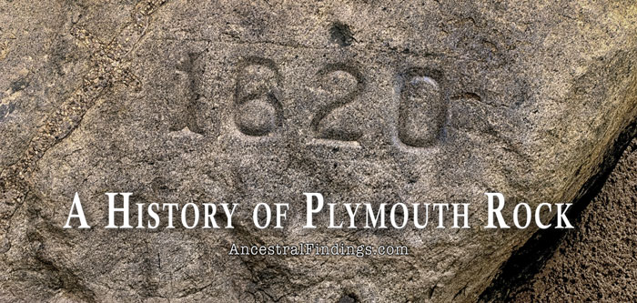 A History Of Plymouth Rock Ancestral Findings