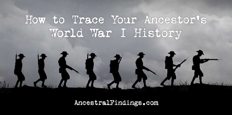 how to find your ancestors history